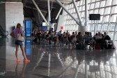 11-летняя девочка улетела из Москвы в Петербург без билета и взрослых