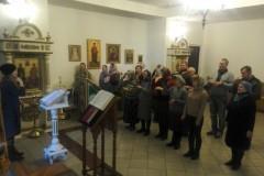 Богослужение на жестовом языке впервые прошло в Смоленской митрополии