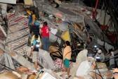 Число жертв землетрясения в Эквадоре достигло 77