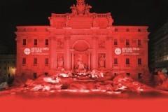 Фонтан Треви в Риме сделают красным в память об убитых христианах