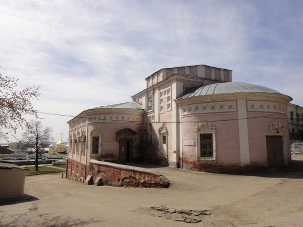 Церкви вернут храм в Казани, где служил будущий патриарх Гермоген