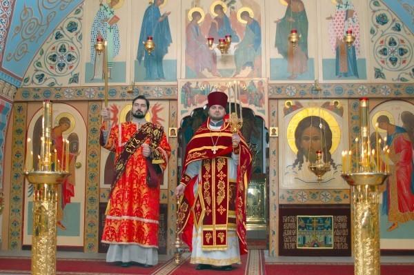 Храм Покрова Пресвятой Богородицы при Главном военном клиническом госпитале Киева