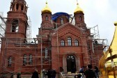 В Чечне открывается новый православный храм