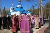 Православный храм построен рядом с космодромом Восточный