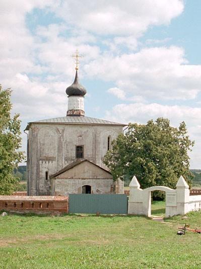 Церковь Бориса и Глеба в Кидекше под Суздалем