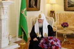 Патриарх Кирилл: Человек перестает быть человеком