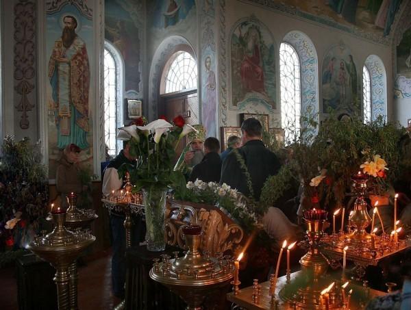 Конаев Юрий Свято-Успенский храм