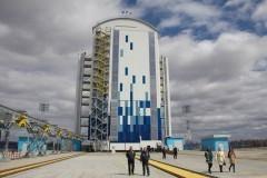 Первую ракету на космодроме Восточный освятили за сутки до пуска