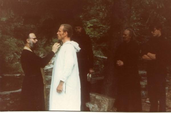 Крещение Алевейна Фоогда (митрополит Антоний Сурожский)