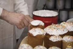 Подготовка к Пасхе: рецепт пасхального кулича от Святогорской Лавры