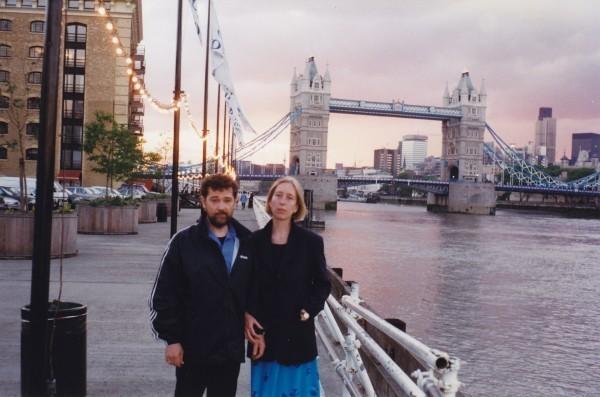 Лондон, 90-е годы