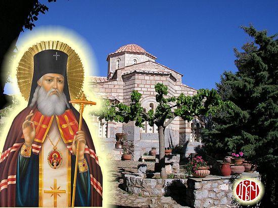 Митрополит Арголидский Нектарий: Святитель Лука Крымский – образец бескорыстного служения людям