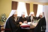 Журналы заседания Священного Синода Украинской Православной Церкви от 19 апреля 2016 года