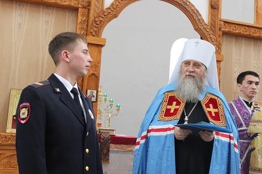 Спаситель людей из снежного плена получил орден от Патриарха Кирилла