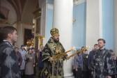 Митрополит Иларион: На Страшном Суде мы окажемся перед лицом любви Божией