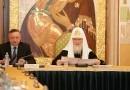 Патриарх Кирилл: люди не должны ночевать на полу в храмах