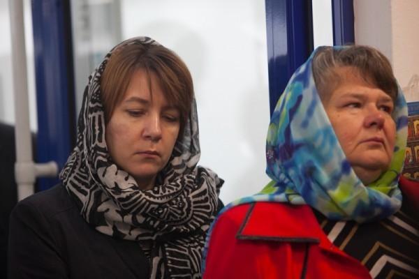 На сороковой день после авиакатастрофы в Ростове-на-Дону в часовне аэропорта совершена панихида