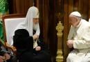 В Церкви ответили критикам встречи Патриарха Кирилла с Папой Франциском