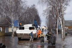 ЧС в Вологодской области: ледовые заторы будут бомбить самолетами