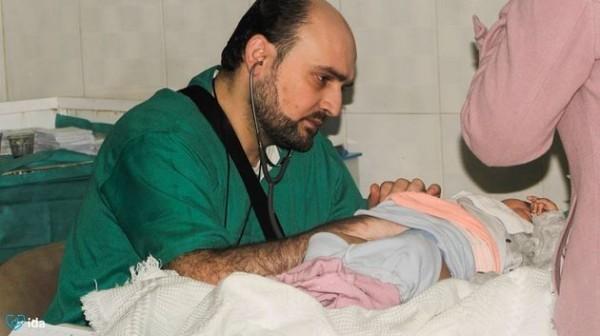 Врач из Сирии: «Мой друг, один из самых квалифицированных педиатров в Алеппо, убит в результате авиаудара»