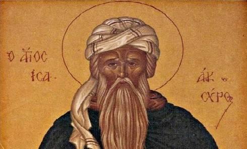 Церковь вспоминает преподобного Исаака Сирина