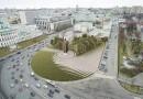 В Москве представили финальный проект памятника князю Владимиру