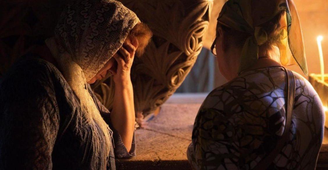 Понять страдающих может лишь Тот, кто Сам страдал