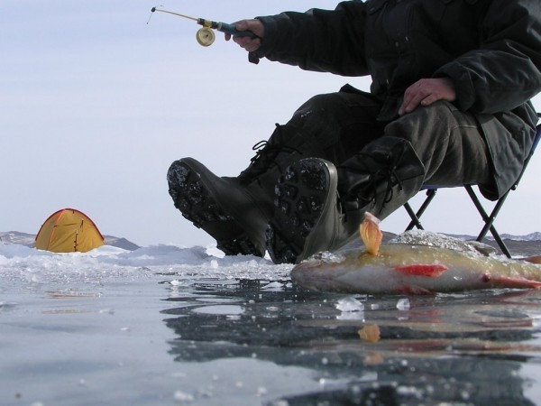 Во Владимире студент спас тонущих рыбаков