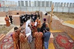 В Екатеринбурге построят первый из 20 новых храмов