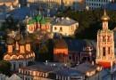 Реставрация Высоко-Петровского монастыря в Москве начнется в 2016 году