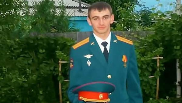 Российский военный героически погиб под Пальмирой, вызвав огонь на себя