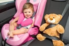 МВД предлагает разрешить перевозку детей без автокресла с 7 лет