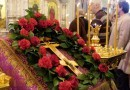 Крест как зарница Пасхи