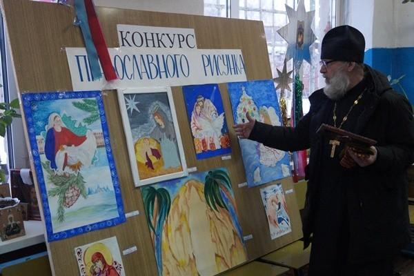 Работы участниц конкурса рождественского рисунка в женской исправительной колонии. Фото: 52.fsin.su