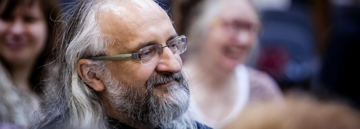 «Узнав о раке, я не испугался» — священник Вячеслав Перевезенцев