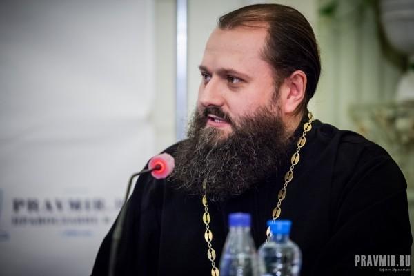 Протоиерей Михаил Исаев