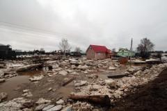 В Вологодской епархии помогают пострадавшим от наводнения
