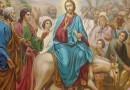 Церковь празднует Вход Господень в Иерусалим
