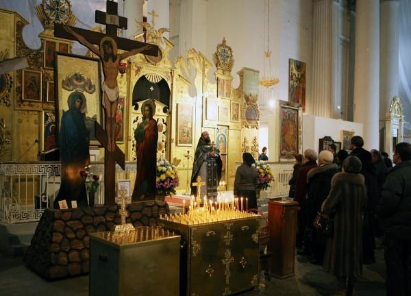 Великопостные богослужения – «минимум», который нужно посетить (+аудио)