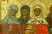 Церковь вспоминает святых мучениц Агапию, Ирину и Хионию