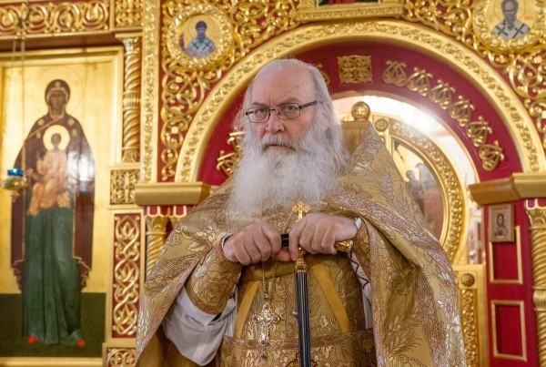 В Москве скончался наместник Заиконоспасского монастыря архимандрит Петр (Афанасьев)