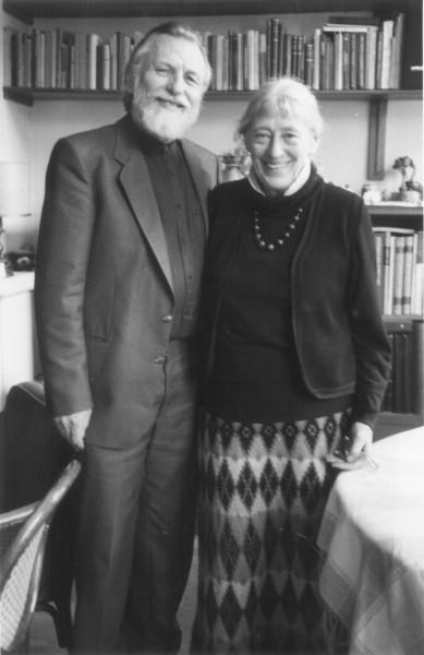 Отец Алексий и Татьяна Филипповна