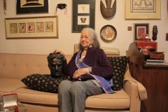 В Нью-Йорке скончалась дочь Маяковского философ Патрисия Томпсон