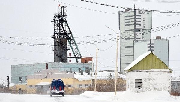 Спасателей, погибших на шахте в Воркуте, посмертно наградили орденом Мужества
