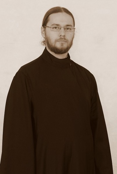 Диакон Павел Ермилов