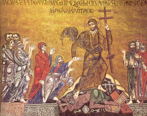 Церковь празднует Пасху — Воскресение Христово