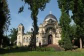 Русский храм на немецком курорте