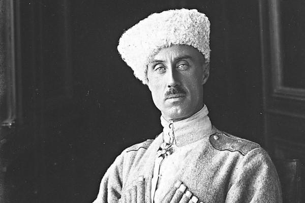 Первый в России памятник генералу Врангелю установят в Крыму