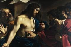 Христос воскрес, но раны Его остались