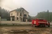 В доме учительницы, которую обвиняли в сложности домашних заданий, произошел пожар